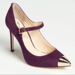 VC Signature Priscilla Kidsue Purple Heel